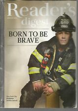 Reader's Digest January 2014 Born to Be Brave/I'm Not Eating That/Horse Whisper