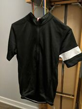 Rapha Classic Men Jersey Medium Short Sleeve Black M Used