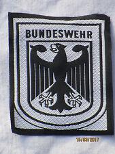 50x Bw Abzeichen Bundeswehr Adler für Sporthemd,Trainingsanzug,Gr. 80x95mm