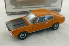 Ford Capri RS 2600 1970 - orange/black - Minichamps 1:18 - 150089077