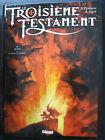 Le Troisième Testament 4 EO Jean ou Le Jour du Corbeau Alice Dorison Glénat