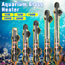 25/50/100/200/300W Aquarium Fish Tank Automatic Water Thermostat Heater W/ Cups