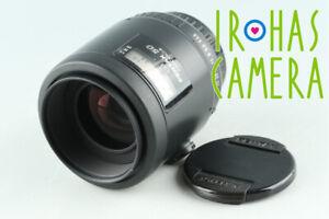 SMC Pentax-FA 50mm F/2.8 Macro Lens for Pentax K #32339 C5