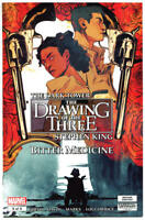 Dark Tower Drawing of the Three Stephen King Bitter Medicine #5 Marvel comic  NM