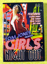 Tom Jones Presents Girls Night Out ~ New DVD Movie ~ Soul Music Sealed Video