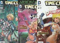 AME-COMI GIRLS  6 COMIC LOT ALL FPLUS TO NM SEE SCANS