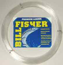 SEA STRIKER BillFisher Mono Leader Coil 400 Lb 2.0mm 100 Yd Clear LC100-400