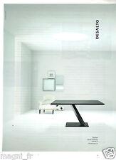 PUBLICITE 2013 - DESALTO
