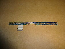 IBM LENOVO 3000 N200 / 3000 N100 LAPTOP POWER BUTTON BOARD + CABLE.
