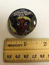 Amazing Spiderman Statue Of Libery Collectibe Pin From Wondercon 2010