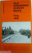 Old Ordnance Survey Map Tong near Bradford Yorkshire 1905 Sheet 217.10 New
