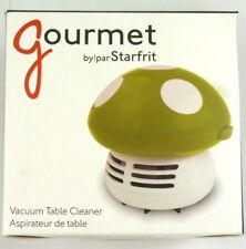 STARFRIT Mini Table Vacuum Cleaner, Great for crumbs, dust, lint