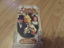 UPSTAIRS DOWNSTAIRS SERIES 1 THE COLOUR EDITION DELUXE COLLECTORS' EDITION VHS