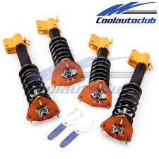 24 Ways Damper Coilovers for SUBARU WRX GDB GDA 2002-2007 Shock Absorbers