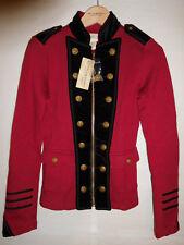 new Ralph Lauren Denim Supply Polo velvet lapel military jacket XS MSRP 198