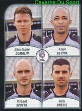 602 DUMOLIN KEHIHA SCOTTO CHEDLI FC.ISTRES STICKER FOOT 2009-2010 PANINI