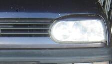 KAMEI Scheinwerferblende Links  Typ 44043  VW Golf 3 Bj.91-98 - LC5L