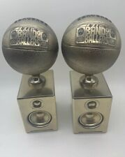Gold Rare Band Of Ballers Celebrity Trophy AUDIOENGINE A2 DESKTOP 2-WAY SPEAKERS