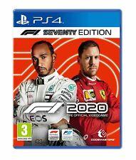 F1 Formel 1 2020 - 70 Jahre Edition (PS4) (NEU & OVP) (UNCUT) (Blitzversand)
