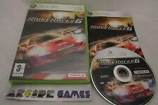 RIDGE RACER 6 XBOX 360 (Complet, envoi suivi)