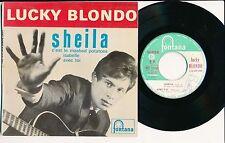 """LUCKY BLONDO 45 TOUS ep 7"""" FRANCE SHEILA"""