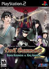 Shin Megami Tensei Devil Summoner 2 - BRAND NEW - Playstation 2