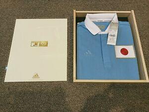 ADIDAS JAPAN 100TH ANNIVERSARY JERSEY Football shirt Boxset 2021