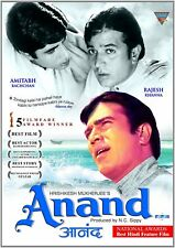 Anand (Hindi DVD) (1971) (English Subtitles) (Brand New Original DVD)
