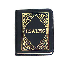 """Miniature Book of Psalms Tehilim, in English For Luck Protection 1.25"""" x 1.5"""" *"""
