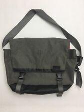 Nixon Gray Red Backpack  Large Laptop Duffle Bag