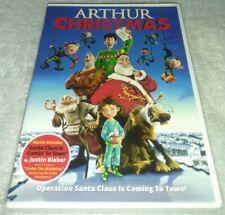 Arthur Christmas DVD, 2012