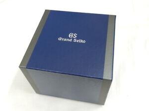 Grand Seiko box empty Box wristwatch case Genuine watch storage case from japan