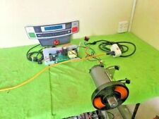 2.75 HP Treadmill Motor Parts Complete Set Up, Controller, Cables, Many Projects