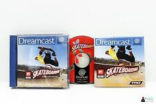 Sega Dreamcast Spiel - MTV SPORTS SKATEBOARDING: ANDY McDONALD - Komplett in OVP