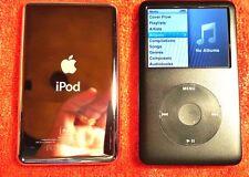 Apple iPod Classic 6th Generation Black (80 GB) MB147LL - MINT CONDITION !!