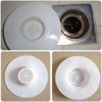 Bath Tub Hair Catcher Stopper Trap Shower Basin Drain Hole Plug Strainer PVC