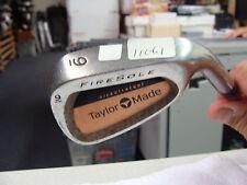 TaylorMade Firesole Nickel #9 Iron Original Steel Stiff Flex