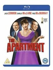 The Apartment Blu-ray 1960 DVD 5039036061599