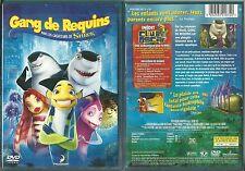 DVD - GANG DE REQUINS ( DESSIN ANIMEE ) / PAR LES CREATEURS DE SHREK