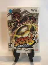 Nintendo Wii Game: Mario Strikers Charged - Tested and in Excellent condition
