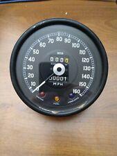 Jaguar XK-E V12 Smiths Speedometer Gauge, 1971-1975, # SN6332/06AS