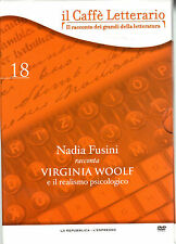 Nadia Fusini racconta Virginia Woolf e il realismo psicologico - DVD -ST896