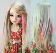 """Doll Wig, Monique Gold 8/9 """"Queenie"""" Fantasy Wig"""