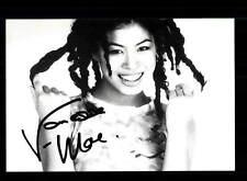 Vanessa Moe Autogrammkarte Original Signiert ## BC 92576