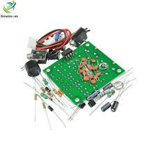 DIY Kit HAM RADIO 7.023-7.026MHz QRP PIXIE 4.1 CW Transmitter Receiver + Buzzer