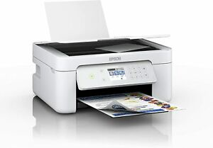 NEW EPSON EXPRESSION HOME XP-4105 WIRELESS ALL-IN-ONE  INKJET PRINTER With Inks