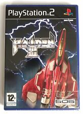 PS2 Raiden III 3 (2006), UK Pal, Brand New & Sony Factory Sealed