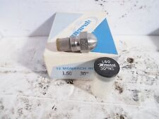 MONARCH Oil Burner NOZZLE 1.50 x 30* NS Hollow Cone NEW NOS Fuel Furnace