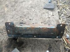 LARGE BATTERY TRAY FRONT BRACKET REMOVED FROM FORDSON MAJOR