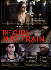 The Girl on the Train (DVD, 2014) brand new